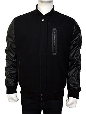 Michael jordan leather jacket