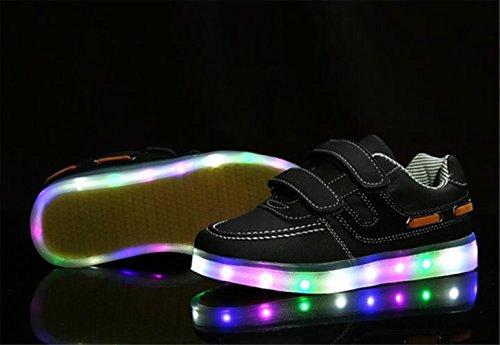 6b5af5c918fe07 ... (Present kleines Handtuch)JUNGLEST® Unisex Junge Mädchen Colorful Farbe  LED Leuchtend Aufladen ...