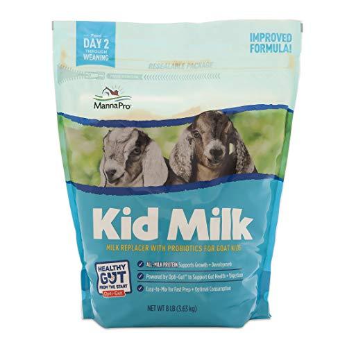 Manna Pro Goat Kid Milk Replacer, 8 lb