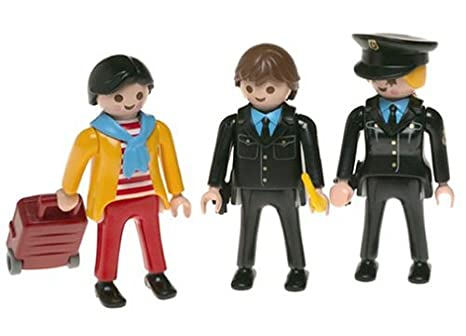 Playmobil Security Check Point (Discontinued by manufacturer)