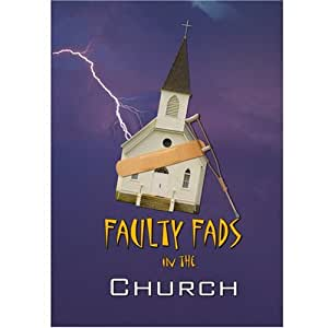Faulty Fads in the Church DVD