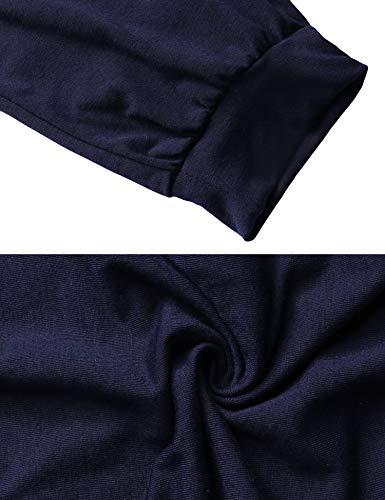 algod de inferior de Pantalones de mujer pijama Parte Ropa Abollria qEazvWw