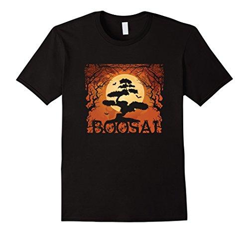 Bonsai Tree T Shirt for Halloween