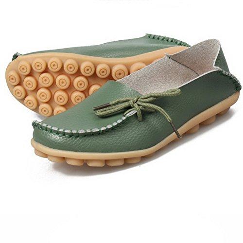 Bateau Chagana Antidérapante Décontracté Chaussures Chaussure Habillé Plates Femme R Travail Mocassins 858Azqcwr