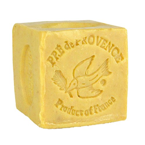 Pre de Provence Marseille Shea Butter Enriched Artisanal French Soap (150 g) - White Citrus (French Butter Soap)