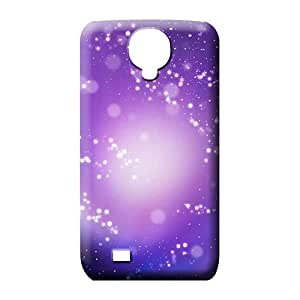 samsung galaxy s4 First-class Scratch-free Cases Covers For phone mobile phone carrying skins colorful aurora polar light polarization