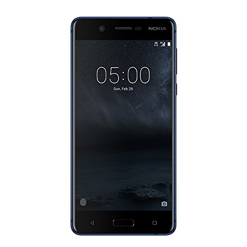 Nokia 5 - Android 8.0 (Oreo) - 16 GB - 13MP Camera - Dual Sim Unlocked Smartphone (AT&T/T-Mobile/Metropcs/Cricket/H2O) - 5.2