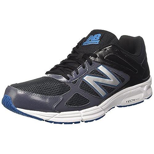New Balance 460v1, Chaussures de Fitness Homme, Noir