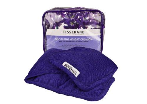 -[ Tisserand Lavender Wheat Cushion  ]-