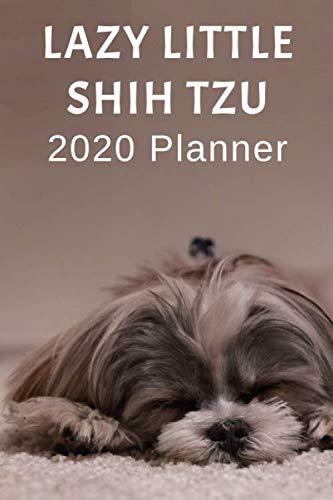 Lazy-Little-Shih-Tzu-2020-Planner-For-Shih-Tzu-Lovers