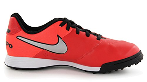 (Nike Youth Soccer Tiempo Legend VI Turf Shoes (3.5Y) Red)