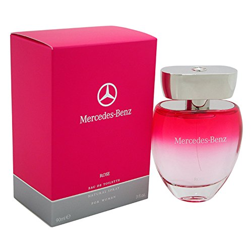 Mercedes-Benz Rose for Women Eau de Toilette Spray, 3 - Valley Mercedes
