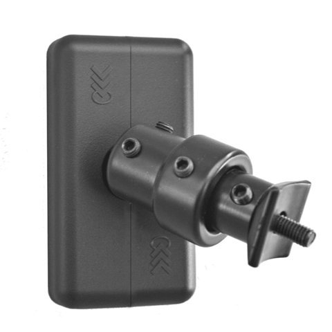 Pinpoint Mounts AM24-Black Universal Wall Mount for Home Theater Speaker by Pinpoint Mounts