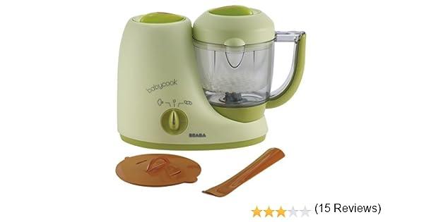 Beaba 93923900 Babycook 2 - Robot de cocina para preparación de alimentos infantiles: Amazon.es: Bebé