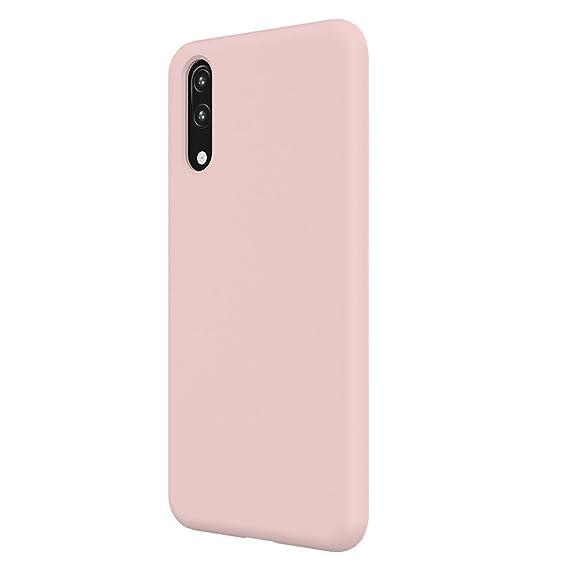 Amazon.com: Huawei P20/P20 Pro/P20 Lite Case TPU+PC Liquid ...