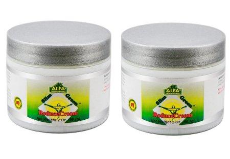 Alfa vitamines Slim vert Réduire la crème 2 oz - Pack 2