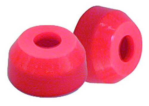 (Prothane 19-1713 Red Tie Rod End Boot Kit)