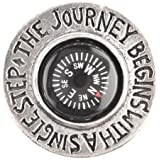 The Journey Begins with a Single Step - Pocket Compass