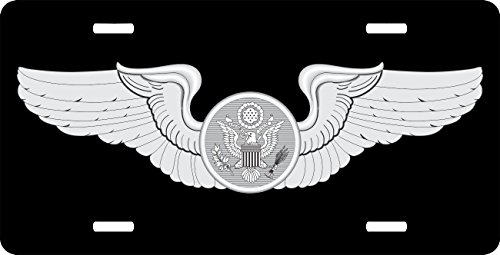 MilitaryBest Enlisted Aircrew Member License Plate