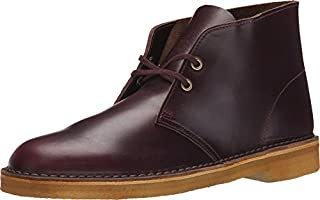 CLARKS Originals Men's Wine Leather Desert Boot 7.5 D(M) US (B00TY98UKA) | Amazon price tracker / tracking, Amazon price history charts, Amazon price watches, Amazon price drop alerts