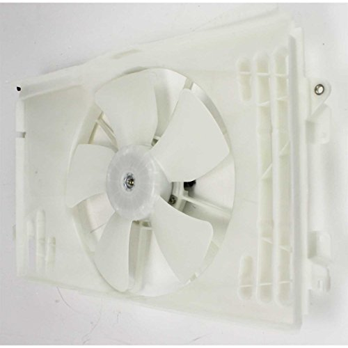 - Diften 325-A0850-X01 - New Radiator Fan Toyota Corolla Matrix 2006 2005 2004 TO3115125 167110D072