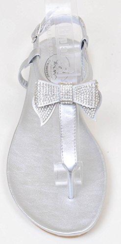 Sandali Vichinghi Con Infradito A Forma Di Diamante E Infradito Donna