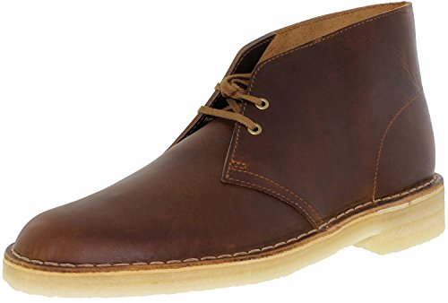 Clarks Originals Men Desert Boot (brown / beeswax) 4GkArw8rR