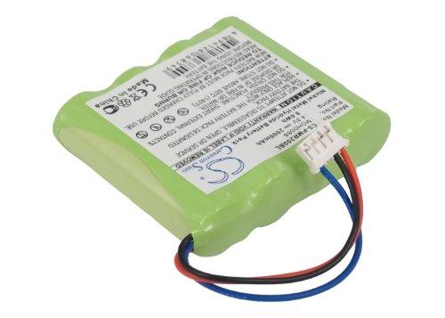 Cameron Sino 2000mAh Battery for TOPCARD PMR 200, PMR200
