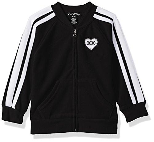 Velour Zip Front Jacket - 6