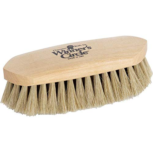 Winner's Circle Ultra-Soft 100% Horsehair Brush by Winner's Circle