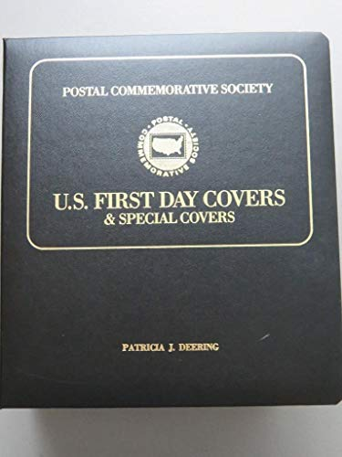 Us Postal Cover - US First Day Covers and Special Covers Postal Commemorative Society Stamp Book