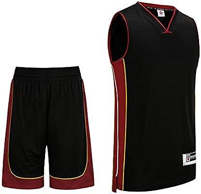 Sanheng Camiseta de Baloncesto, Hombres Baloncesto Camisas sin ...