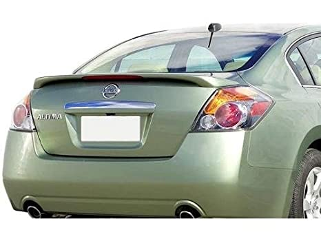 #255 PAINTED FACTORY STYLE SPOILER Fits The 2007-2012 NISSAN ALTIMA SEDAN