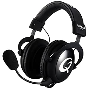 Headset QH-90 BLACK