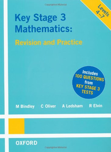 Key Stage 3 Mathematics: Revision and Practice: Levels 4-7: Amazon ...