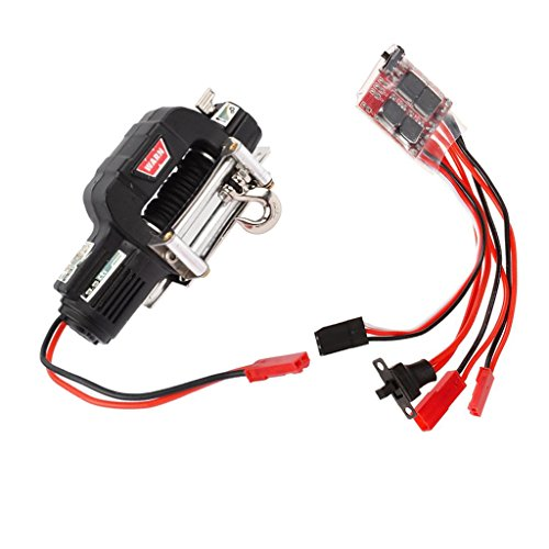 Homyl Automatic Crawler Winch Control System for 1:10 Car Truck Off-road SUV Parts by Homyl (Image #6)