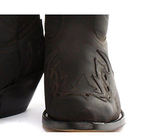 Grinders - Botas para hombre marrón marrón