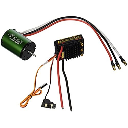 rc brushless motor esc combo amazon com rh amazon com Brushless Motor Wiring Brushless Motor Wiring