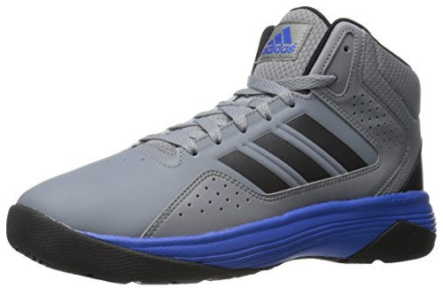 new style d35a0 a8745 adidas Performance Mens Cloudfoam Ilation Mid Basketball Shoe,  GreyBlackSatellite, 7.5 M US - Buy Online in UAE.  Shoes Products in the  UAE - See Prices ...