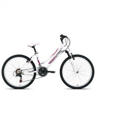 Esperia Bicicletta Per Bambino 24 Ragazza 8400d Smile Colore