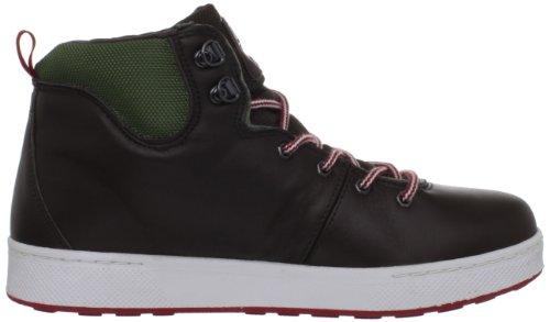 Lacoste Mens Studland Ci Sneaker Marrone Scuro / Kaki