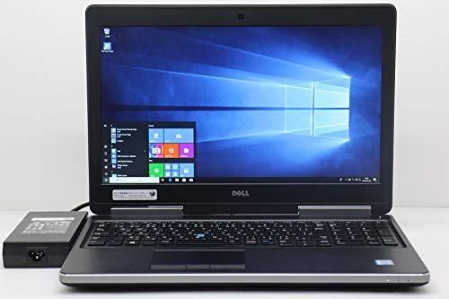 【中古】 DELL Precision 7510 Core i7 6820HQ 2.7GHz/16GB/256GB(SSD)/15.6W/FHD(1920x1080)/Win10/Quadro M2000M   B07RQ4525D