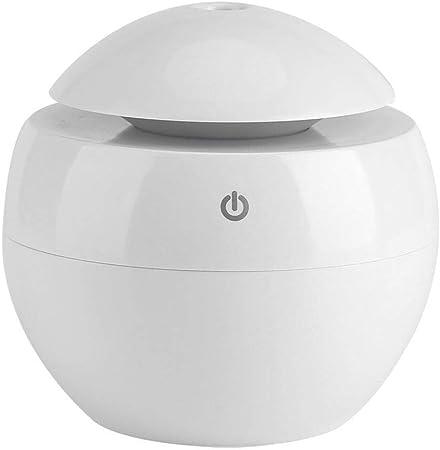 Difusor de aceite, Aroma humidificador, Essential USB LED táctil ...