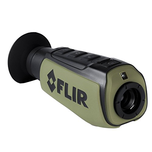 FLIR Scout II 640 Thermal Imager, Black/Green by FLIR