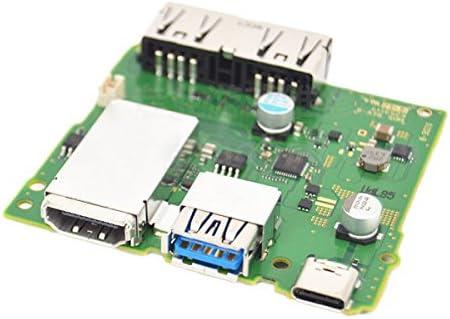Feicuan Repuestos Motherboard System Board Cargador HDMI Dock ...