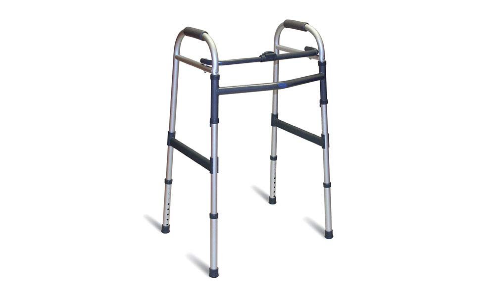 Invacare qa-00381/01 - andador sin ruedas fijo plegable: Amazon.es ...