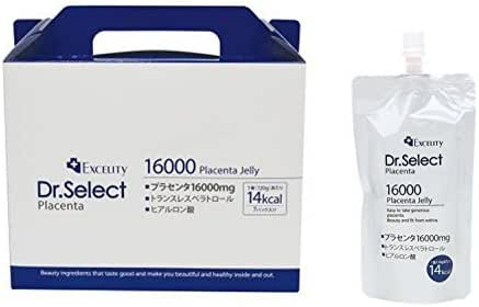Dr.Select Doctor Select 16000 Placenta Jelly 7 packs Japan by Dr.Select