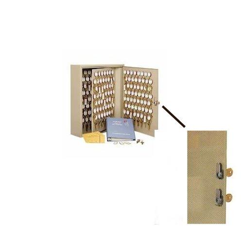 MMF2018090D03 - MMF Industries DUPLI-KEY TWO-TAG 90 KEY CABINET DUAL CONTROL SAND