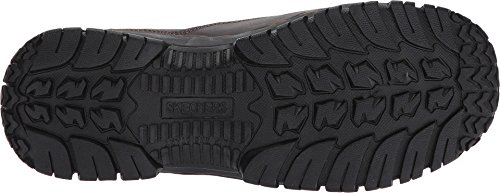 Skechers Work Para Hombre Hartan - Ponus Dark Brown Loafer