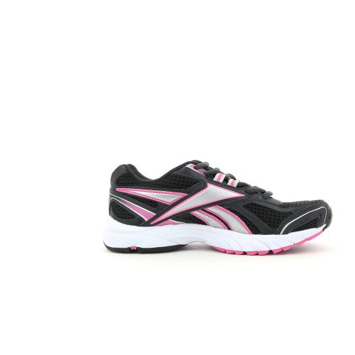 exterior Sintético Material de Zapatillas para para mujer Negro Reebok deportes 39 de negro AFI1nw